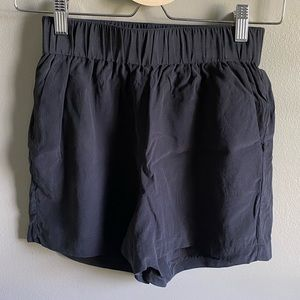 Grana Silk Shorts